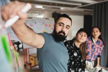 Besök på snabbspår för företagare i Sörmland