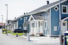 Trä- och Möbelföretagen, TMF, kommenterar SCB:s årliga statistik över påbörjad nybyggnation av bostadslägenheter:  Antalet påbörjade småhus fortsätter sjunka