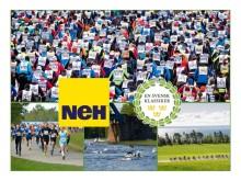 NeH levererar medaljer till En Svensk Klassiker från och med 2017