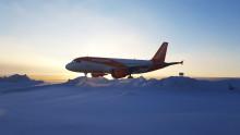 Ny direktlinje från Bristol till Östersund med easyJet från vintern 2018