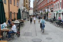 Nu testas nya modeller för att öka kunskapen om hur vi reser i staden