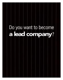 LEAD - Verksamhets broschyr