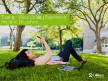 Mobile video- intelligently delivered with superior end-user experience