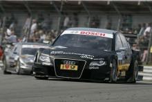 Audi utökar ledningen i DTM