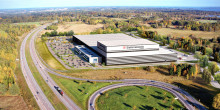 Elektroskandia Sverige AB bygger nytt logistikcenter i Örebro