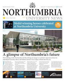 Northumbria University News Issue 12