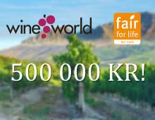 Wineworld och Que Pasa gör skillnad!