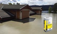 weber avjämning ute - betongytor att trivas på