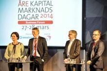 Entreprenörer och finanselit möts under Åre Kapitalmarknadsdagar 26-27 mars 2015