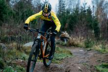 Utvecklingslandslaget MTB intar Vallåsen bikepark