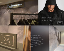 Focus Neon leverantör till Aksel Lund Svindals nya varumärke Greater than A.