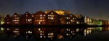 LOS lyser opp Trondheim