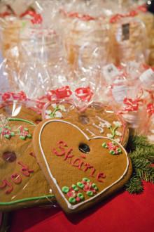 Mat och tradition på skånska julmarknader