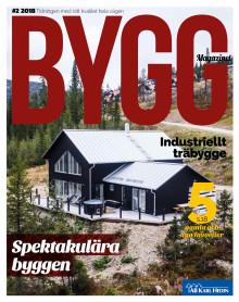 Nytt nummer av Byggmagazinet ute nu!