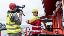 YouTuber sætter fut i det maritime Danmark!