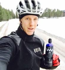 Håll igång cyklingen i vinter - med tips från Jonas Ahlstrand