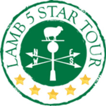 EBLEX'S FIVE STAR LAMB TOUR - PUTTING LAMB BACK ON THE MENU