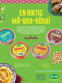 Hummus - En riktig må-bra-röra!