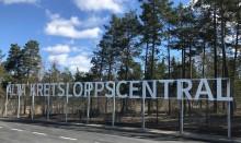 Efterlängtad invigning av Älta kretsloppscentral