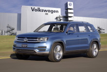 New Volkswagen SUV to be produced in Chattnooga