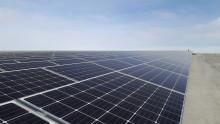 Aurinkovoimaa ja sähkövarasto Eteran kiinteistöön Vantaalle