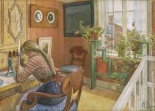 Nationalmuseum lånar ut till stor Carl Larsson-utställning i Danmark