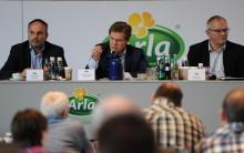 Neue Eigentümerstruktur für Genossenschaft Arla Foods