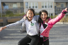 STF och En Frisk Generation inleder samarbete för alla barns rätt till naturen