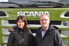 Scania Danmark A/S styrker ledelsen