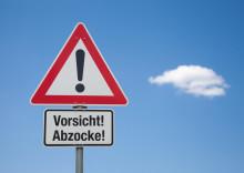 Deutsche Rentenversicherung (Minijob-Zentrale) warnt vor Trickbetrügern.