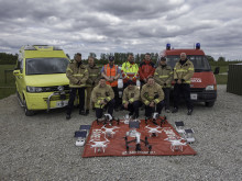 DJI and EENA Release White Paper Sharing Insights for Improving Emergency Response with Drones in First Responder Scenarios