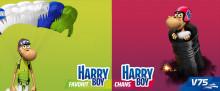 Harry Boy Chans och Favorit – nu även i ATG:s butiker