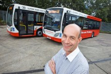 Local coach company joins up with Center Parcs' new Village