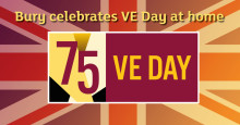Fancy a fascinating read on VE Day?