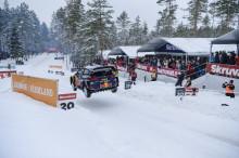 Rally Sweden - en succé för Värmland