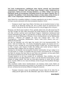 Nemanja Radulovic - Artikel