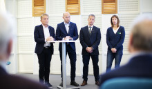 Framtid Boden vill styra kommunen