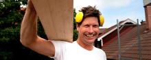 Rekordhög lönsamhet för småföretagare i byggbranschen