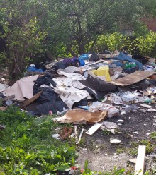 Man prosecuted for fly-tipping