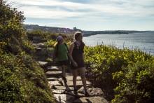PRESSWALK inför ett av Europas största internationella vandringsevenemang - Eurorando