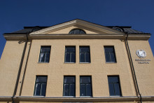 Rekordhögt söktryck till Högskolan i Skövde