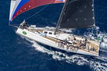 Unika segelbåtar på båtmässan Allt för sjön 2017