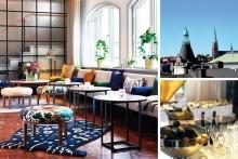 Magiska möten, event och sommarmingel i Sturebadets privata Takvåning