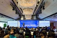 50 startups i skarpa affärsmöten med 15 storföretag under Nordic-Baltic Dynamics 2017