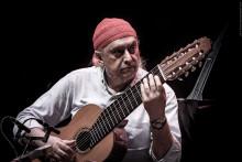 Det brasilianske musikikon Egberto Gismonti giver koncert på Kulturværftet 24. oktober