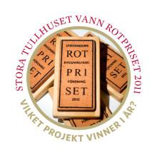 Vem vinner Stockholms Byggmästareförenings ROT-pris 2012?