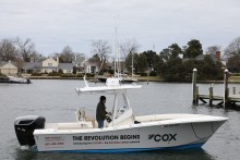 Public Demos of the CXO300 to be held at the Miami Boat Show