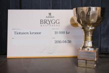 Niklas Stenlås och Torbjörn Andersson vann SM i hembryggd öl