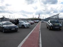Miljöbästa Bil 2014: Ford Focus Flexifuel, före Toyota Prius Plug-in och Tesla Model S