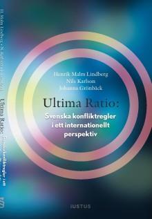 Ny bok jämför konfliktregler i sju länder